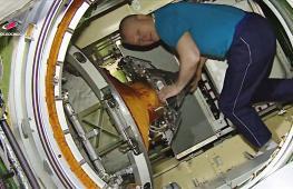 Роскосмос показал модуль «Наука» изнутри