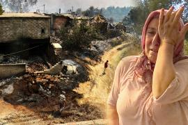 Пожары в Турции: новые жертвы, эвакуация британских эмигрантов и дома в огне