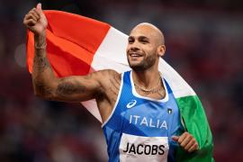 «Не могу поверить!»: итальянец впервые победил в олимпийской 100-метровке