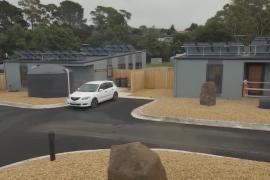 Только солнце: «экономные» дома появились в Австралии