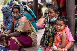 Индийские женщины – первые жертвы спада экономики из-за пандемии