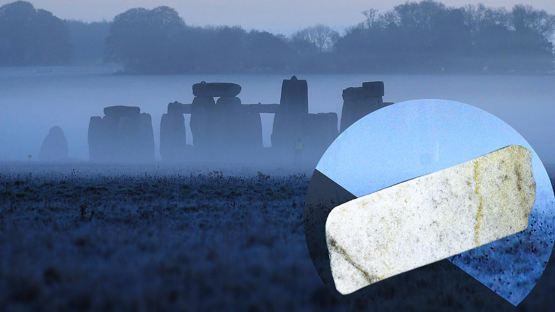 Загадка Стоунхенджа: как кварц продержался 4500 лет
