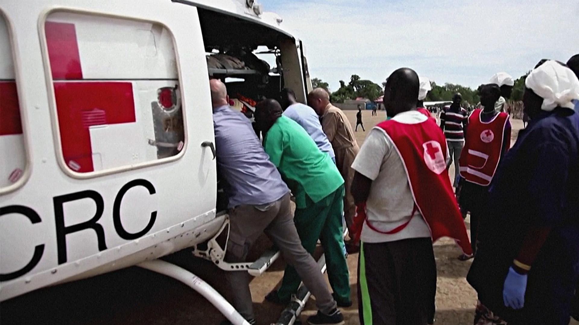 ВОЗ: сотни медработников погибли за три года в результате атак