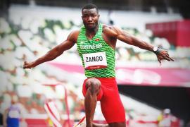 Как буркинийский прыгун завоевал первую олимпийскую медаль для своей страны