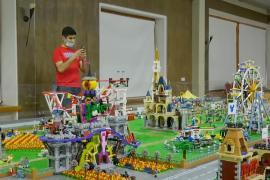 Лего-город в Звенигороде: бизнес из детской мечты