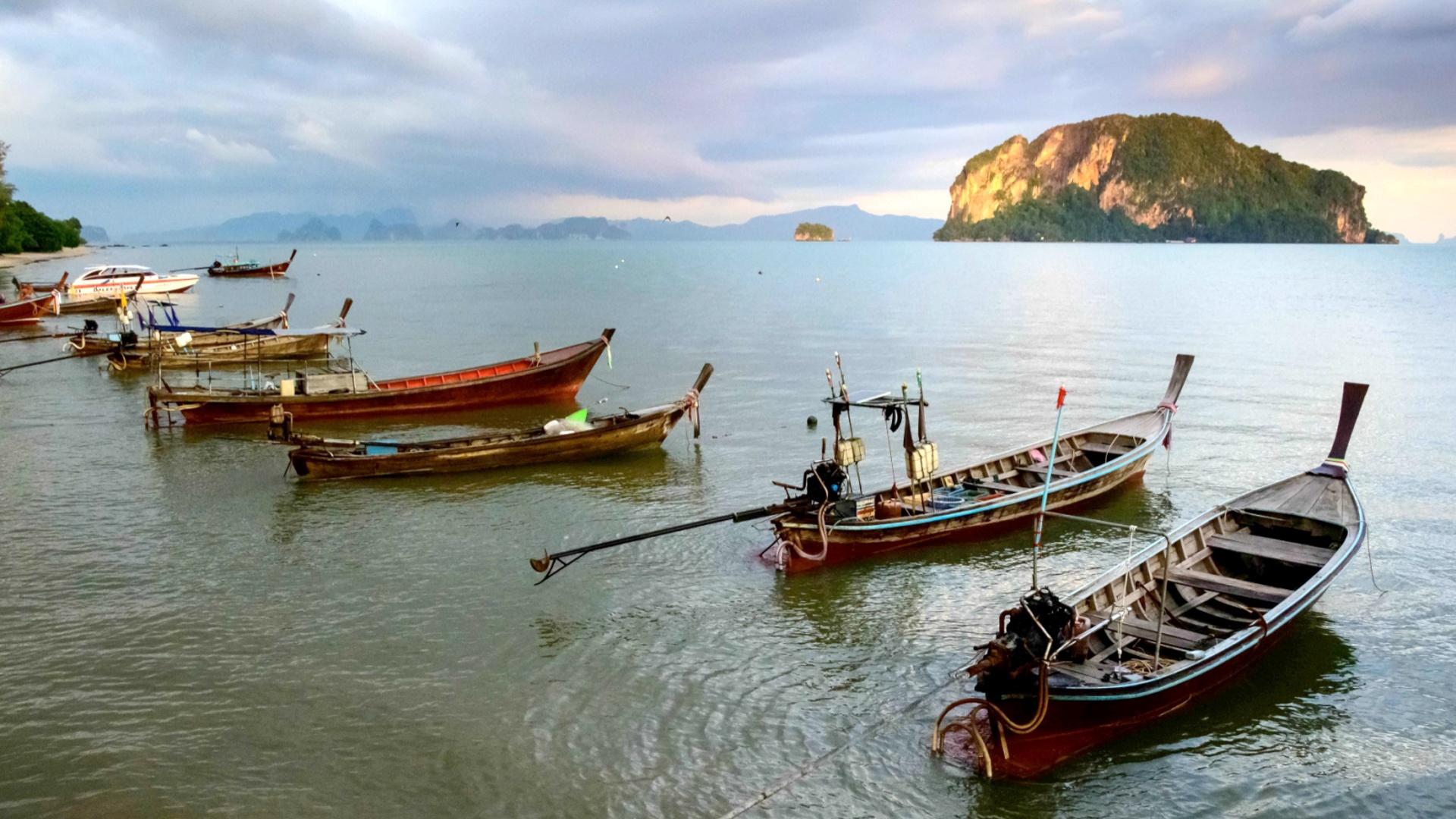 Туризм Таиланда умирает без иностранцев