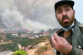 В пожарах в Алжире погибли более 40 человек