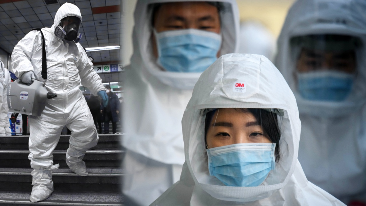 В Южной Корее количество суточных заражений COVID достигло антирекорда