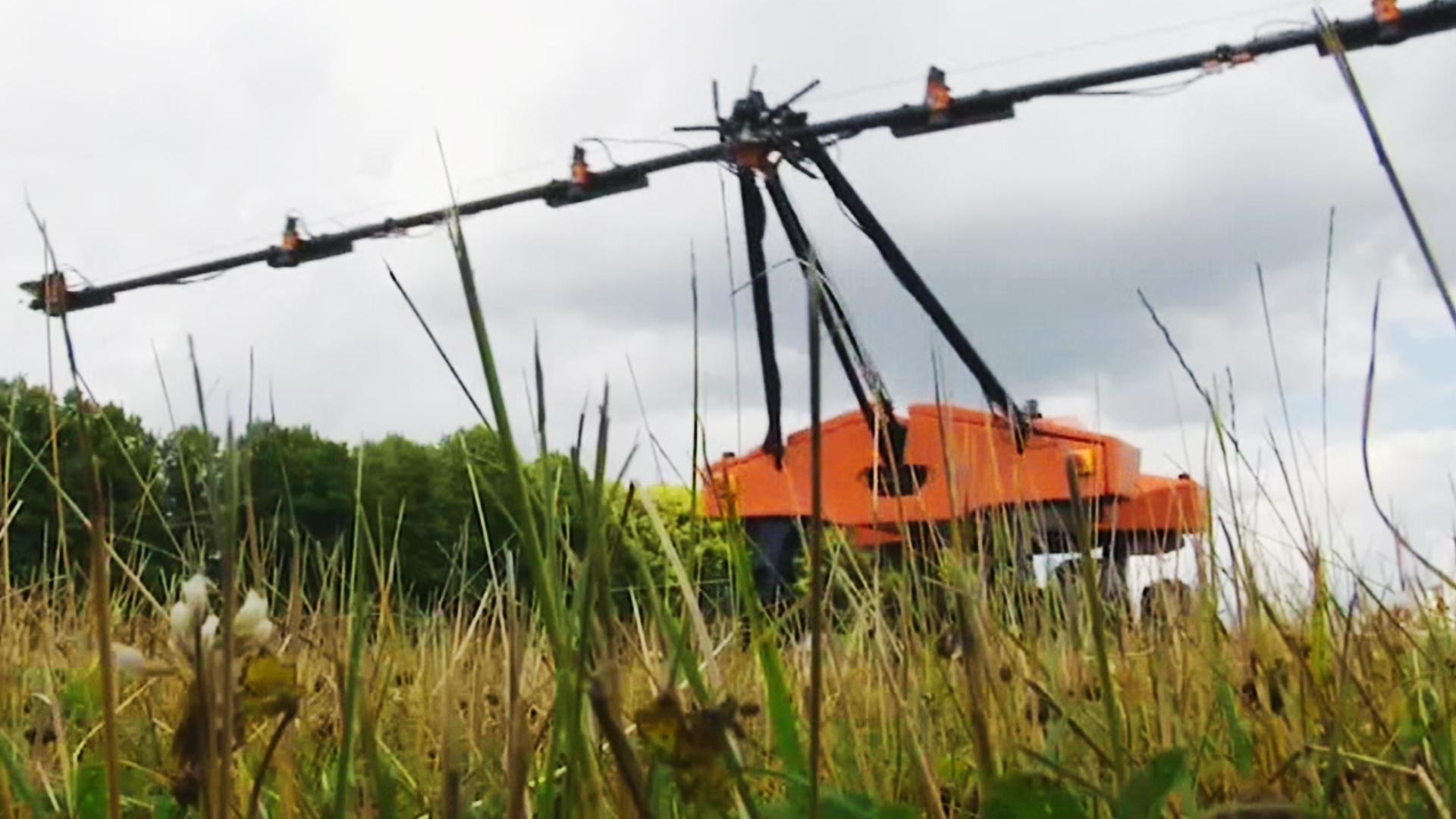Машины наступают: британский стартап сделал робота, который следит за урожаем