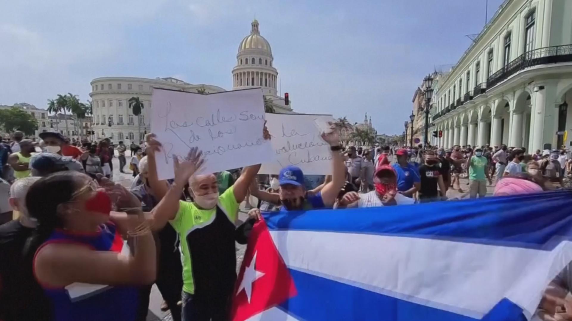 Спустя месяц после протестов: кубинские активисты по-прежнему в заключении