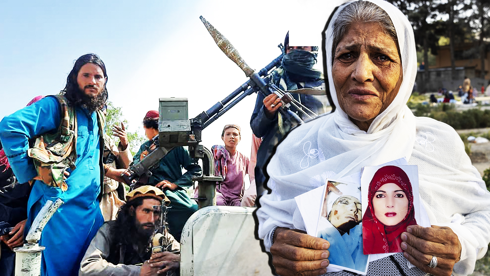 «Талибан» захватил Афганистан