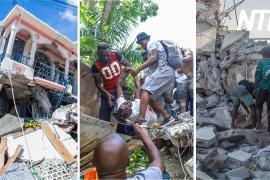 На Гаити объявили трёхдневный траур по жертвам землетрясения