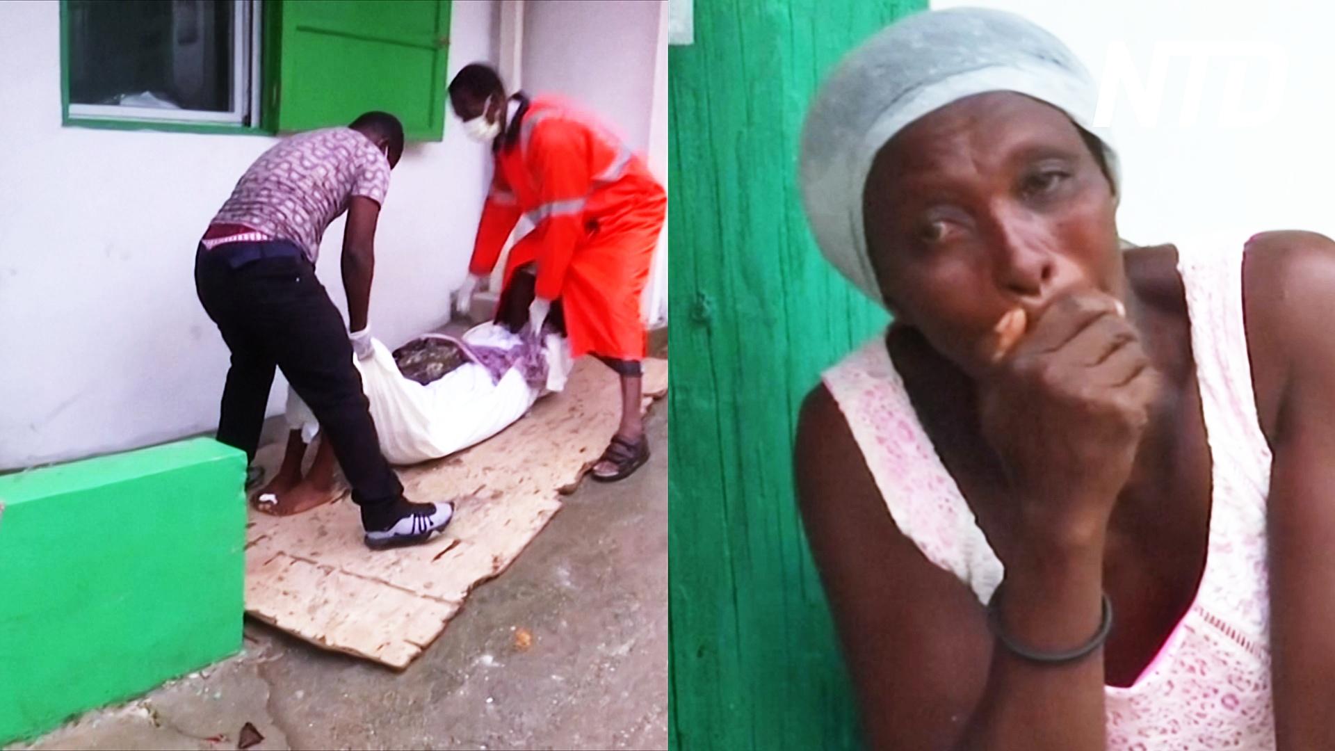 Больницы на Гаити переполнены пострадавшими от землетрясения