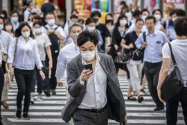 Япония продлила коронавирусный режим ЧС до 12 сентября