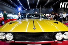 Законодатель стиля итальянских авто: Нуччо Бертоне на ВДНХ