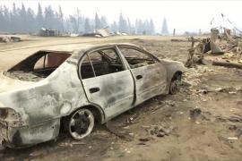Якутское село сгорело почти полностью