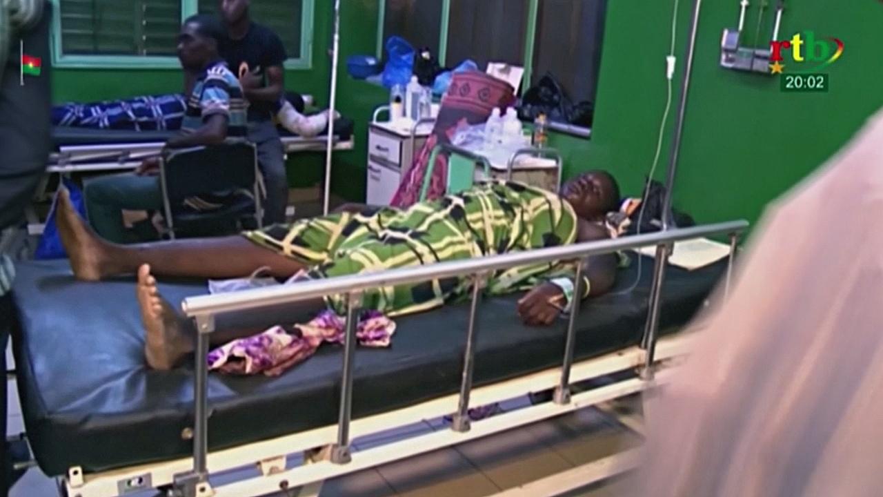 До 80 возросло число жертв атаки джихадистов в Буркина-Фасо