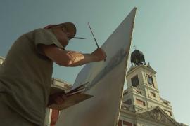 Мадрид глазами художника: мастерская Антонио Лопеса под открытым небом
