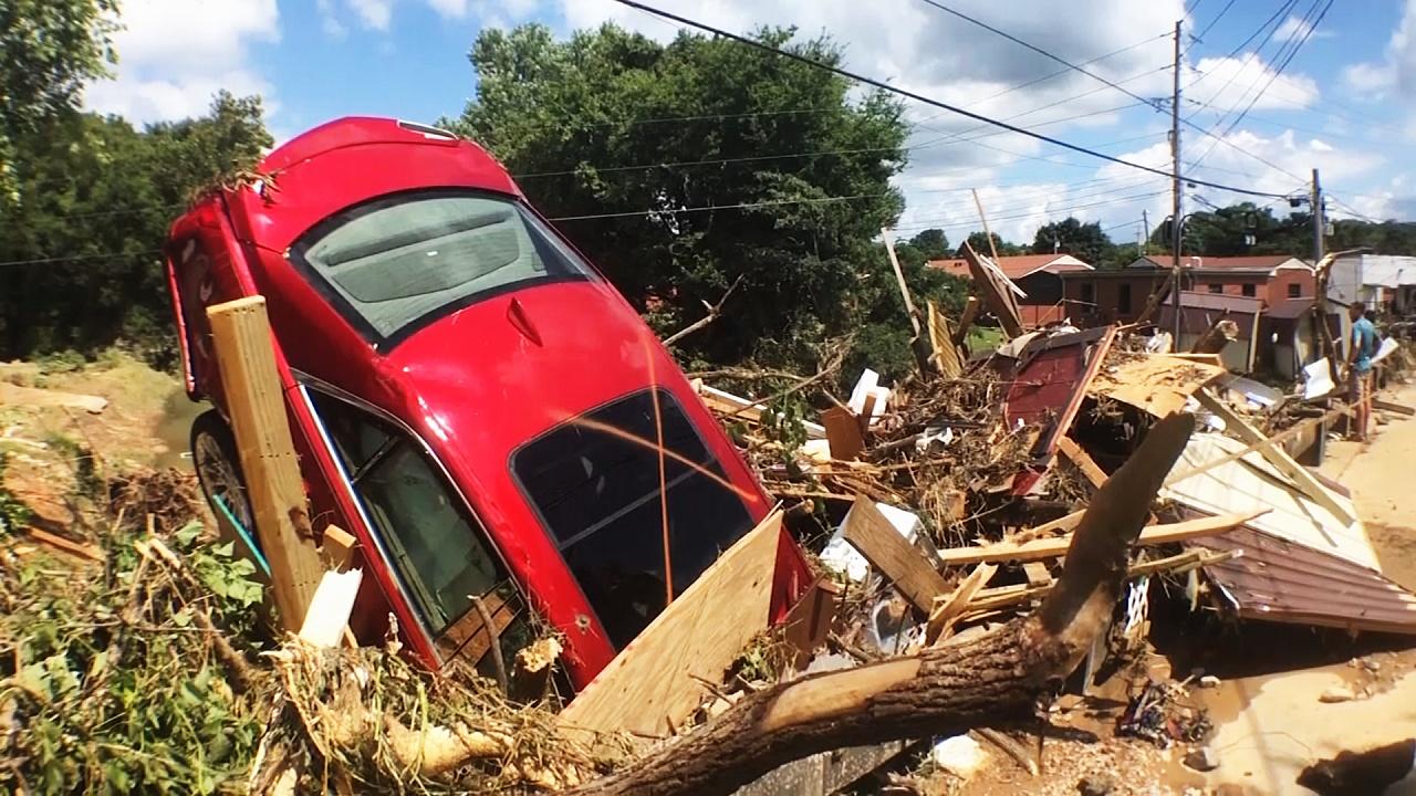 Наводнение в штате Теннесси: не менее 22 погибших