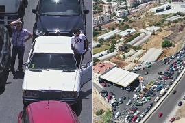 Бензин в Ливане подорожал на 66%