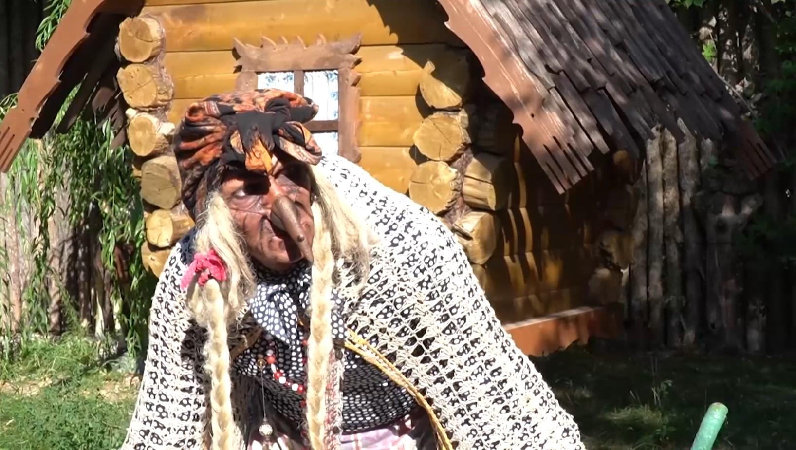 В музее под Волгоградом оживают русские сказки и древнеславянские мифы