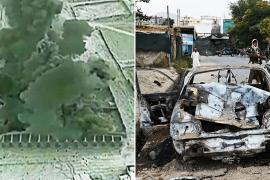 Американский дрон остановил смертника в Кабуле