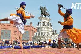 Индийское боевое искусство легло в основу британской школы фехтования
