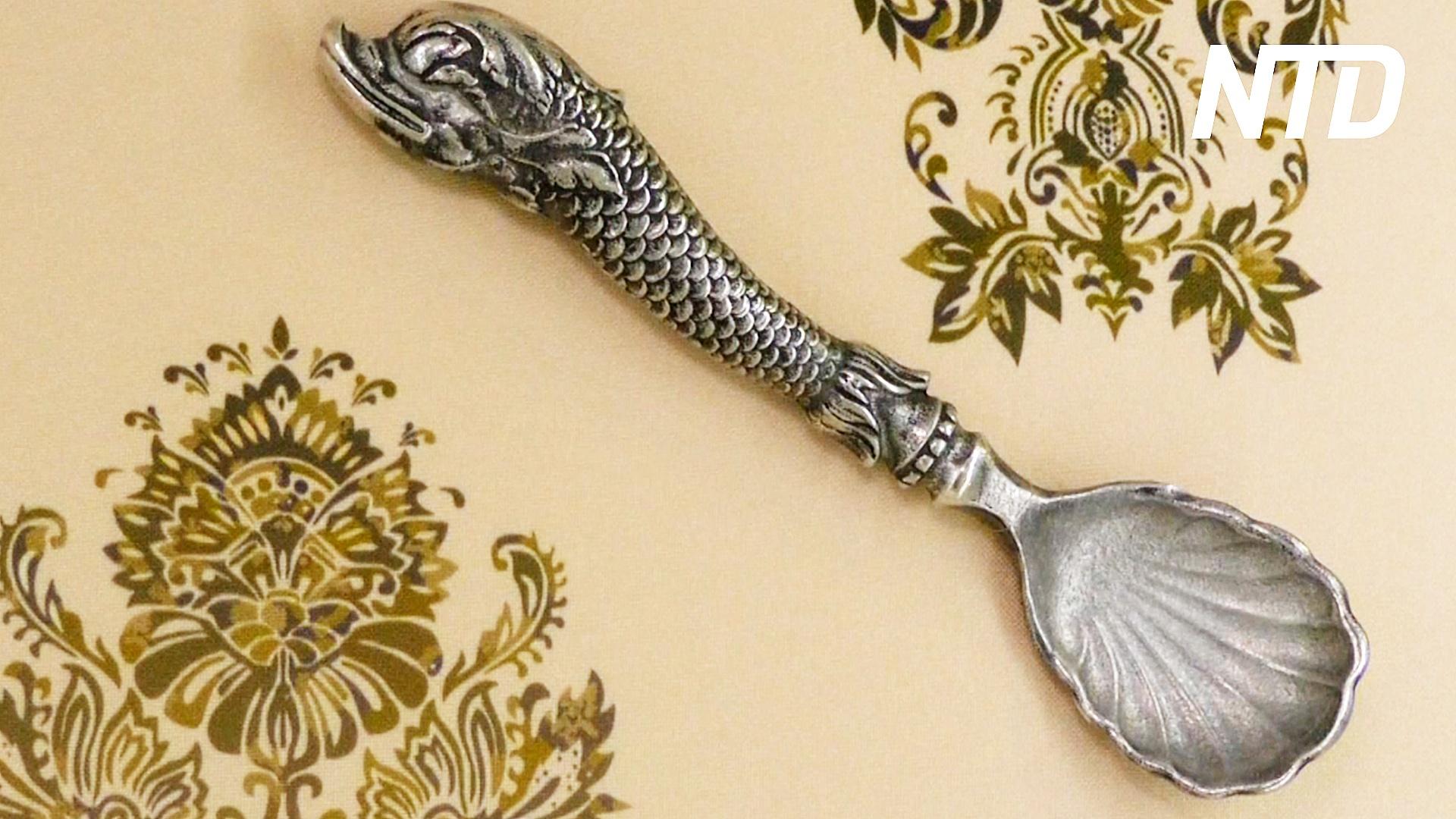 5000 ложек: музей в Пермском крае посвятили истории столового прибора