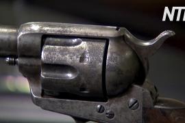 Револьвер, из которого убили Малыша Билли, продали за рекордные $6 млн