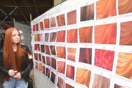 50 оттенков рыжего: в Нидерландах собрались сотни обладателей огненных шевелюр