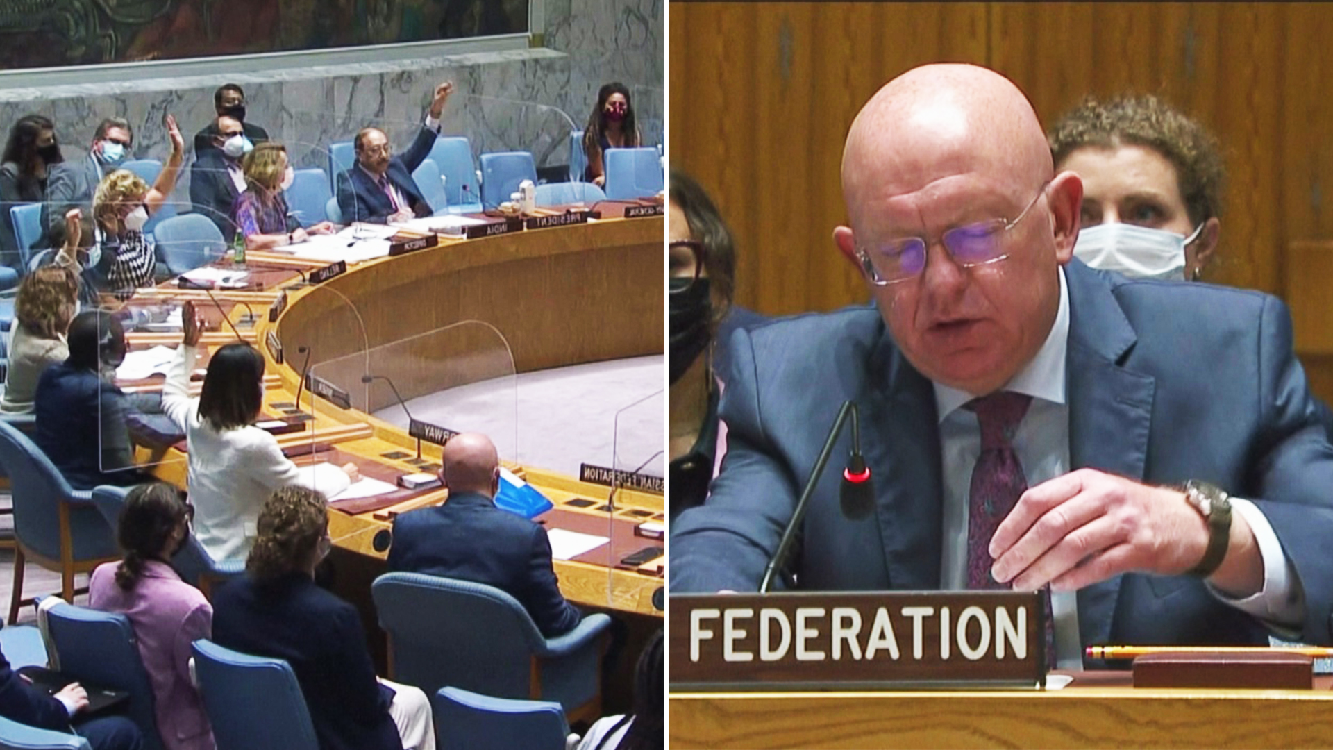 Совет Безопасности ООН принял резолюцию по Афганистану