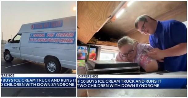 Какую работу нашёл отец для детей с синдромом Дауна