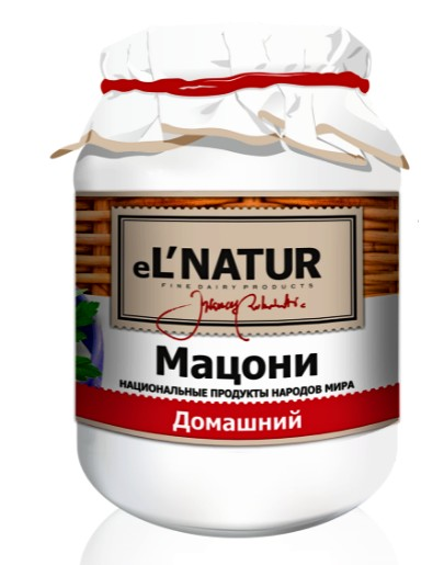 Matsoni domashnij eLnatur 500g - Полезная и вкусная кисломолочная продукция