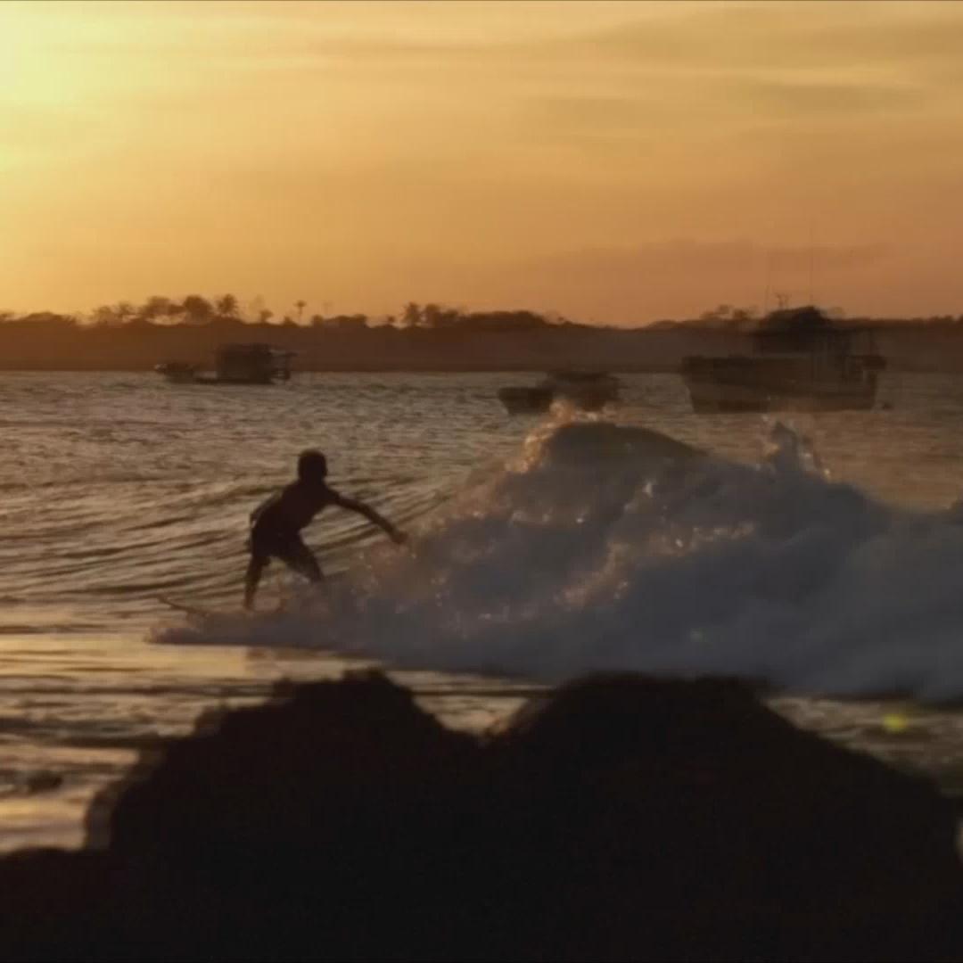 Бразильцы вдохновились сёрфингом после золота на Олимпиаде