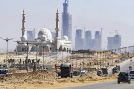 Wi-Fi с фонарных столбов: какой будет новая столица Египта