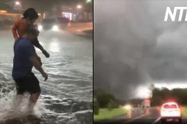 Ураган «Ида»: 46 погибших, Нью-Йорк в воде
