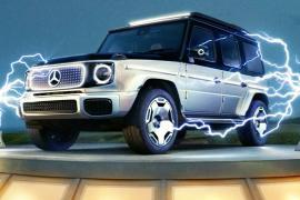 Mercedes, Maybach и Smart: электрические премьеры Мюнхенского автосалона