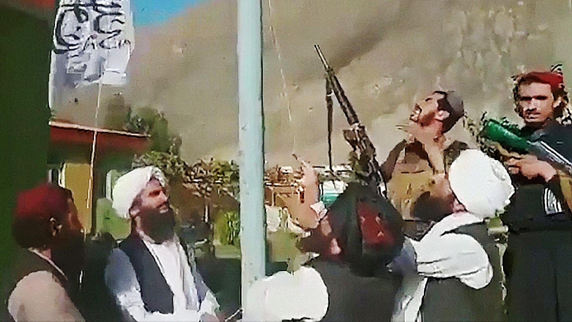 «Талибан»* объявил о захвате Панджшера – последнего оплота его противников