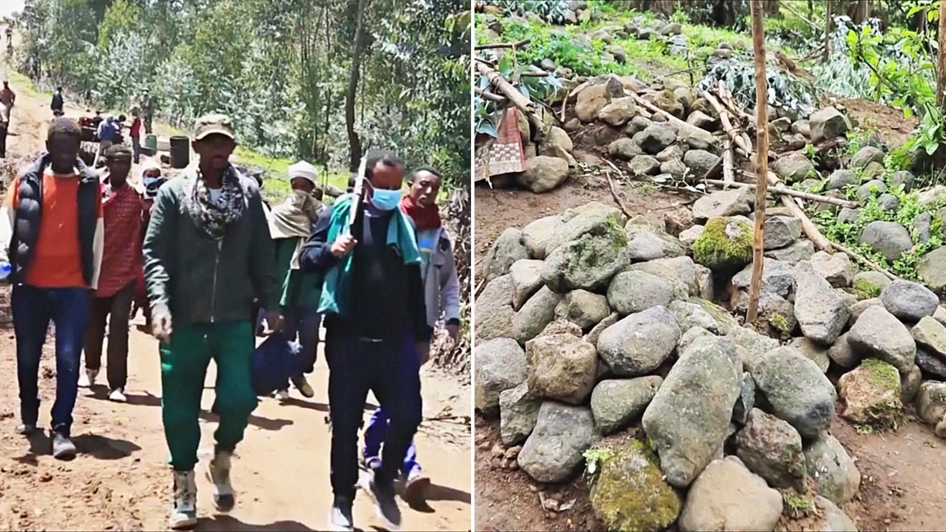 120 человек погибли в деревне в Эфиопии: обвиняют боевиков Тыграя