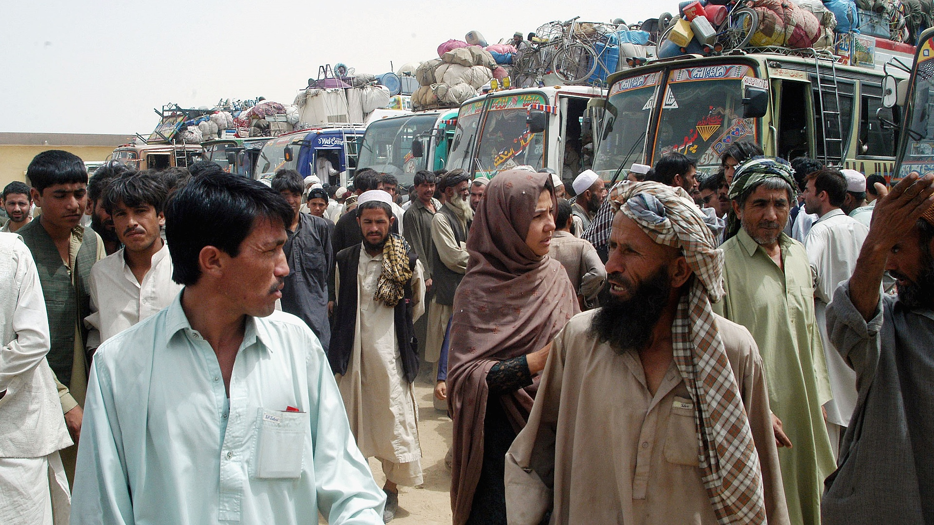 ЕС готовится к наплыву афганских беженцев и нелегальных мигрантов