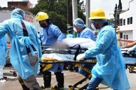 17 пациентов стали жертвами наводнения в больнице в Мексике