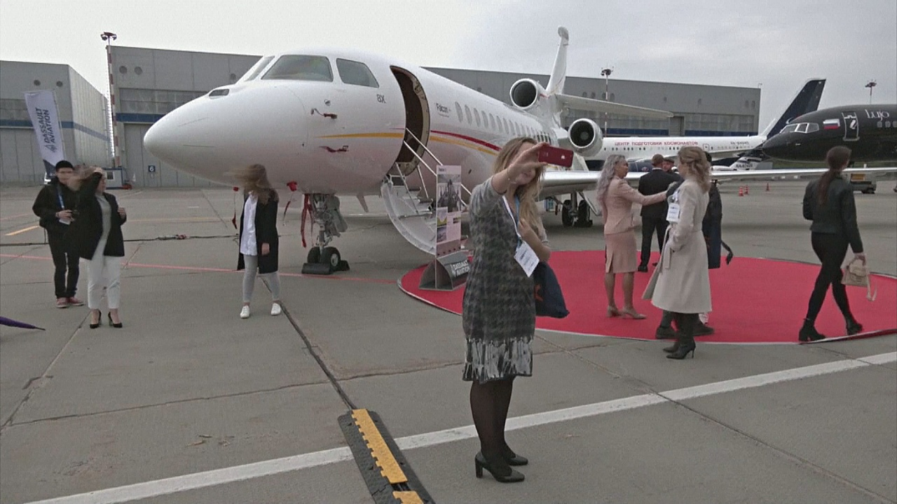 Рынок бизнес-авиации в России вырос, несмотря на пандемию