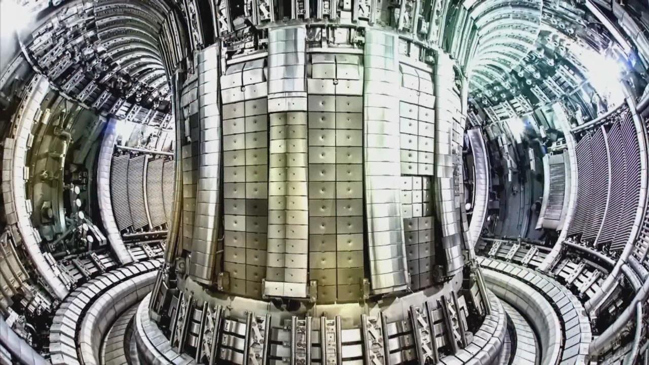 Самый мощный магнит в мире прибыл на термоядерную электростанцию во Францию