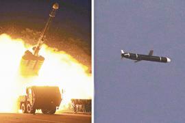 КНДР запустила ракету, которая способна перенести ядерную боеголовку
