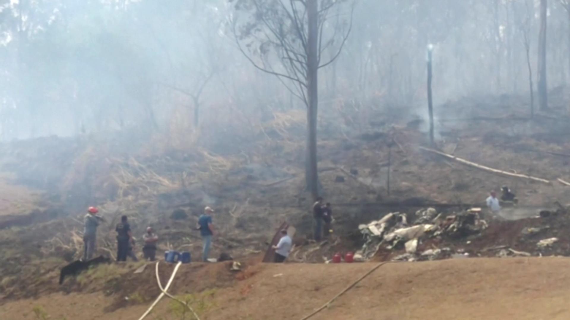 Бизнес-магнат с семьёй погиб при крушении самолёта в Бразилии