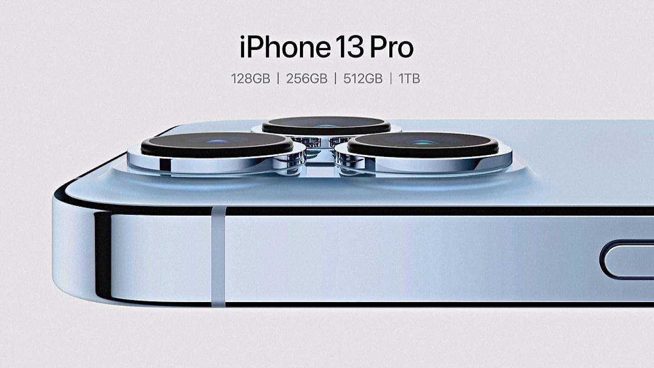 Компания Apple представила новый iPhone 13