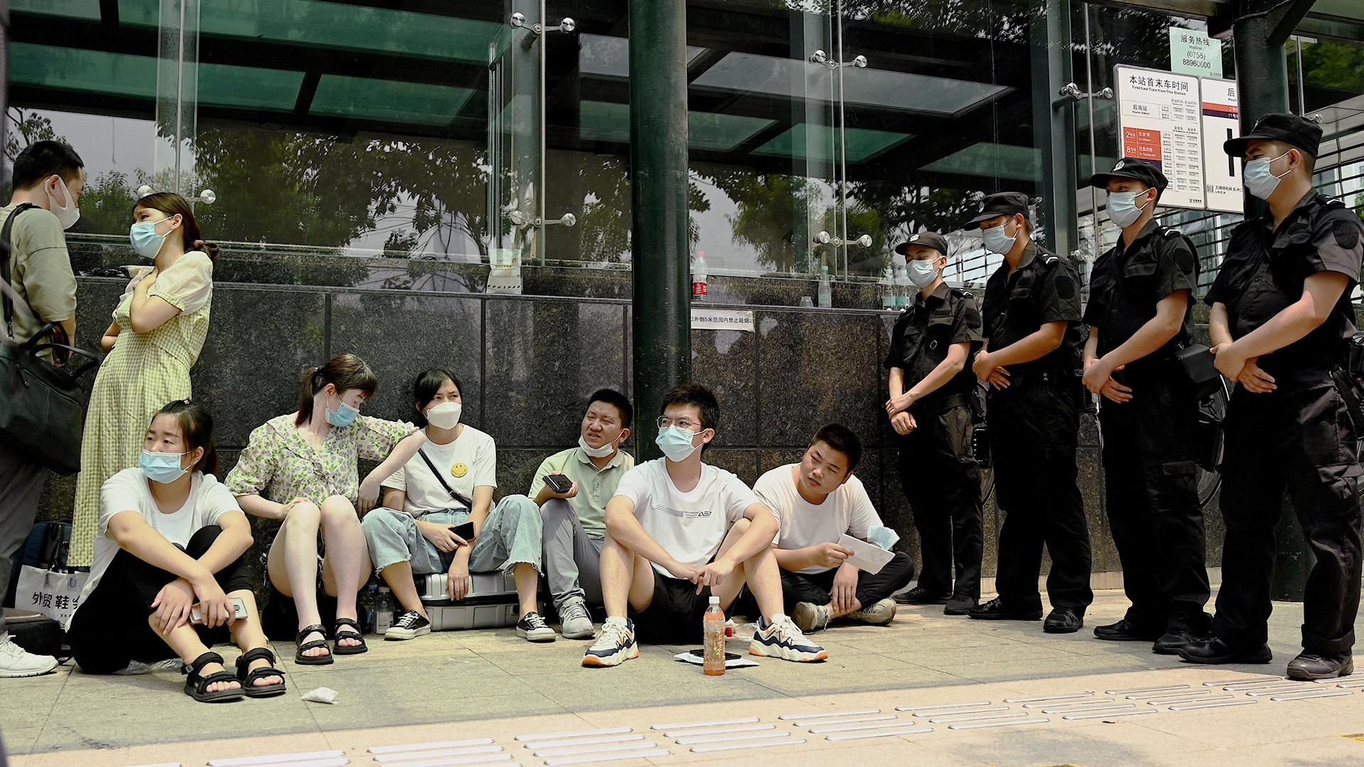 Банкротство и самый большой в мире долг: что будет с китайским Evergrande