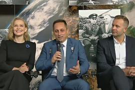 Пересильд и Шипенко готовы лететь на МКС, чтобы снимать фильм