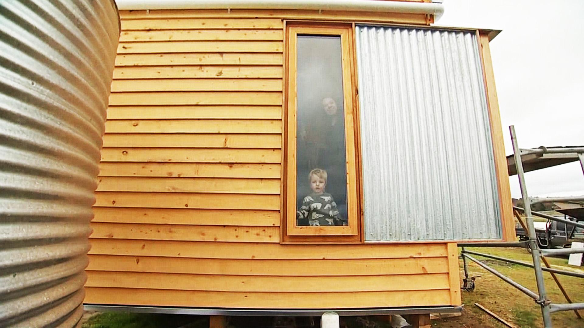 Маленькие дома в Австралии приносят большие расходы