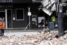 Землетрясение силой 6 баллов напугало австралийцев